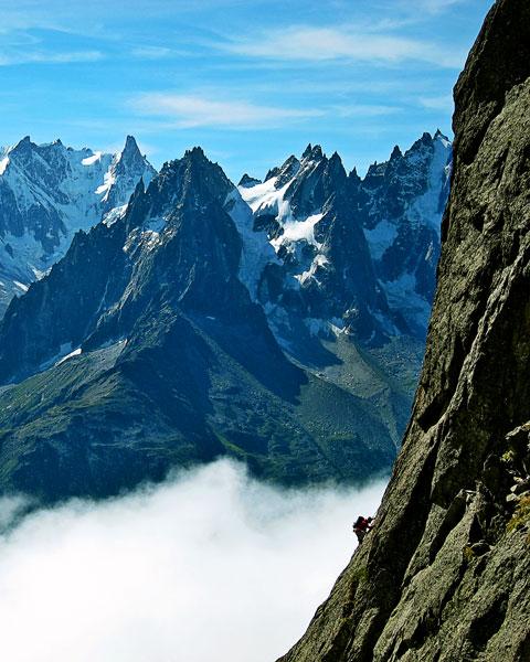 Activités été Chamonix Mont-Blanc