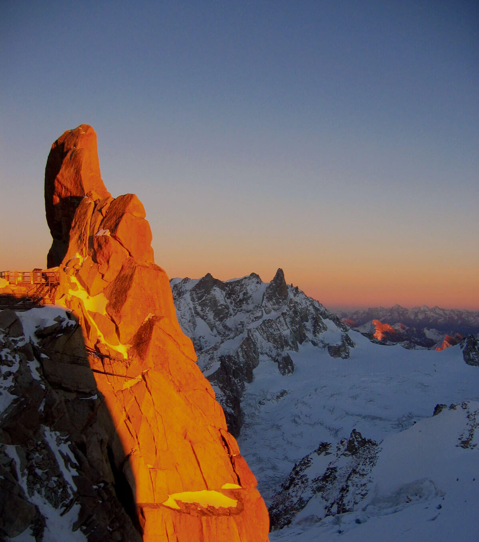 Alpinisme Ski Chamonix Mont-Blanc