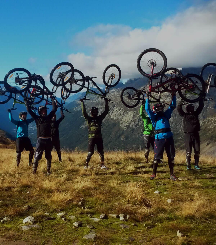 VTT Mountainbike Chamonix