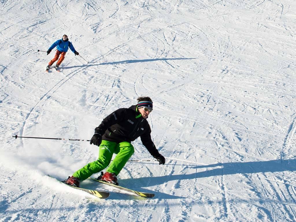 Ecole de ski Chamonix Megève