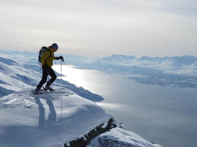 Voyage ski de randonnée Chamonix Zermatt Norvège Spitzberg Groenland