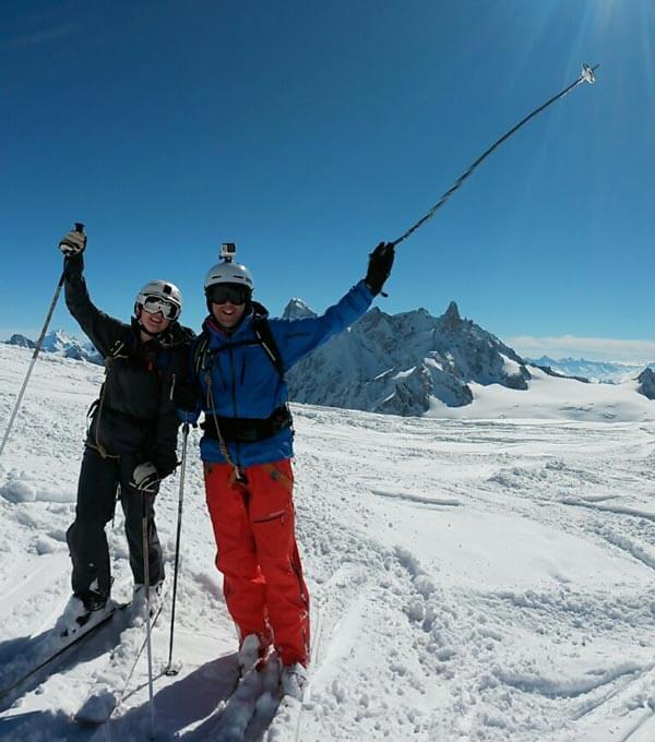 Guide Kaïlash Adventure Vallée Blanche Chamonix