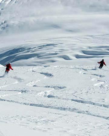 Activités Hiver Chamonix Mont-Blanc